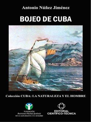 cover image of Bojeo de Cuba