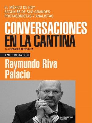 cover image of Raymundo Riva Palacio