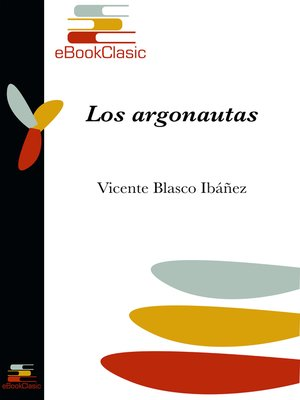 cover image of Los argonautas (Anotado)