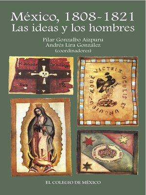 cover image of México, 1808-1821.