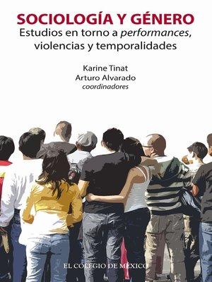 cover image of Sociología y género