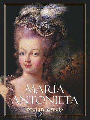 cover image of María Antonieta