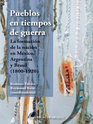 cover image of Pueblos en tiempos de guerra