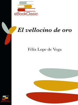 cover image of El vellocino de oro (Anotado)
