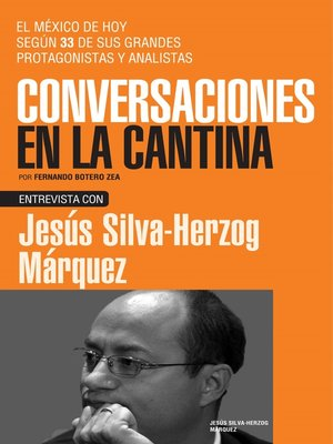 cover image of Jesús Silva-Herzog Márquez