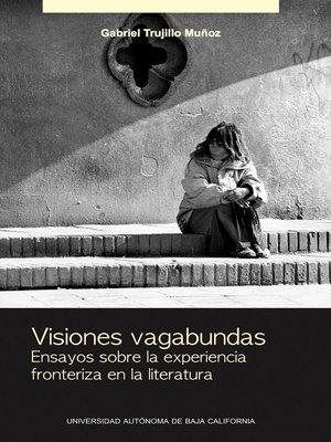 cover image of Visiones vagabundas