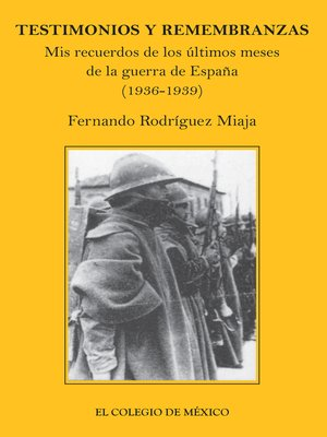 cover image of Testimonios y remembranzas