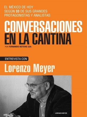 cover image of Lorenzo Meyer