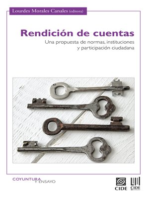 cover image of Rendición de cuentas