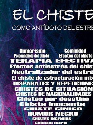 cover image of El chiste como antídoto del strés