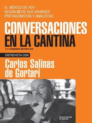 cover image of Carlos Salinas de Gortari