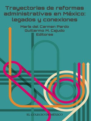 cover image of Trayectorias de reformas administrativas en México