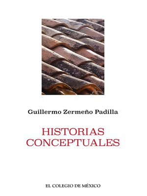cover image of Historias Conceptuales