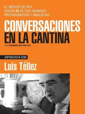 cover image of Luis Téllez