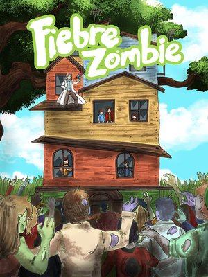 cover image of Fiebre zombie