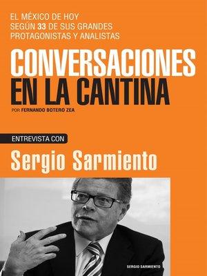 cover image of Sergio Sarmiento