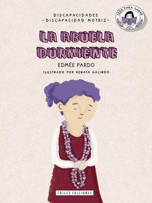cover image of La abuela durmiente