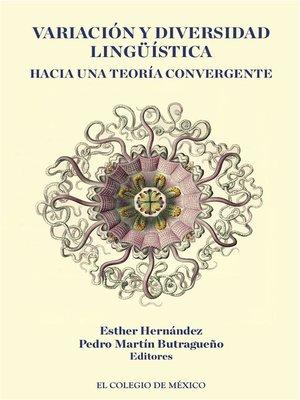 cover image of Variación y diversidad lingüística