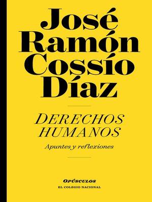 cover image of Derechos humanos