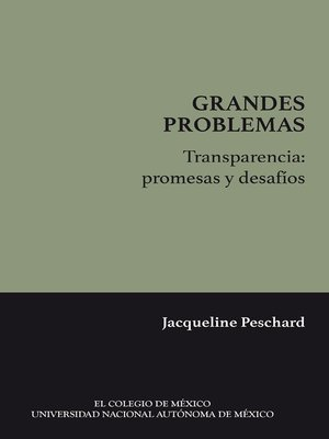 cover image of Transparencia