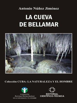 cover image of La Cueva de Bellamar