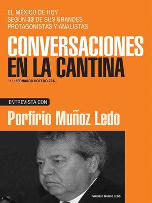 cover image of Porfirio Muñoz Ledo