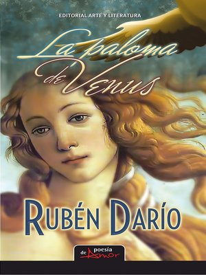cover image of La paloma de Venus