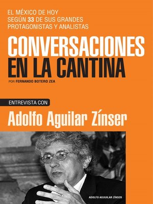 cover image of Adolfo Aguilar Zínser