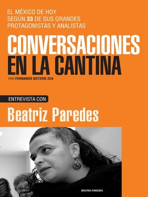 cover image of Beatriz Paredes