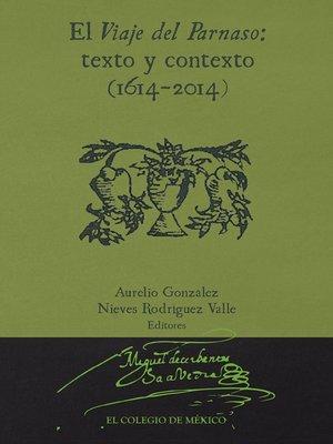 cover image of El viaje del parnaso