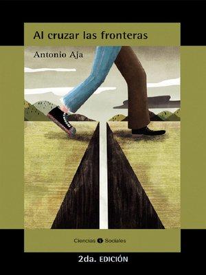 cover image of Al cruzar la frontera