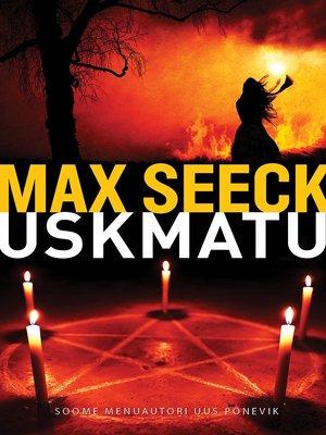 cover image of Uskmatu