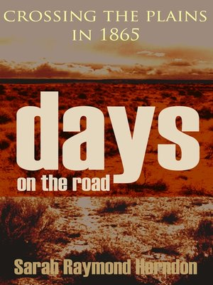 cover image of Days on the Road