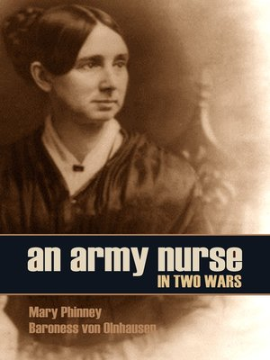 cover image of An Army Nurse in Two Wars