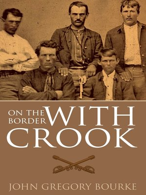 cover image of On the Border with Crook
