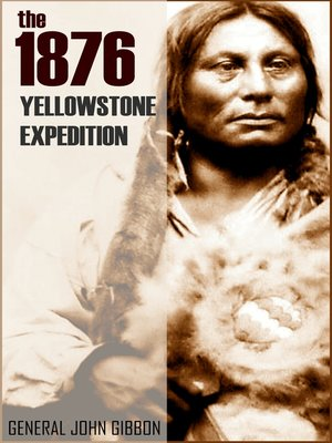cover image of The 1876 Yellowstone Expedition