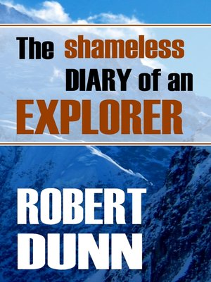 cover image of The Shameless Diary of an Explorer