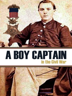 cover image of A Boy Captain in the Civil War