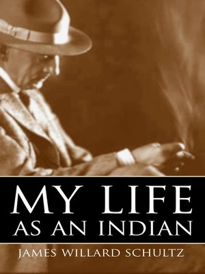 cover image of My Life as an Indian