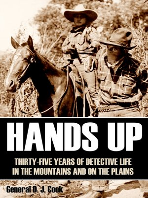 cover image of Hands Up