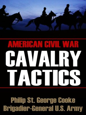 cover image of American Civil War Cavalry Tactics