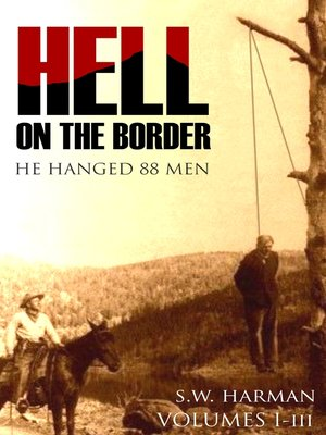 cover image of Hell on the Border