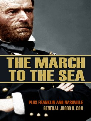 cover image of The March to the Sea