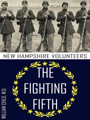 cover image of The Fighting Fifth in the Civil War