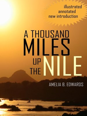 cover image of A Thousand Miles Miles Up the Nile