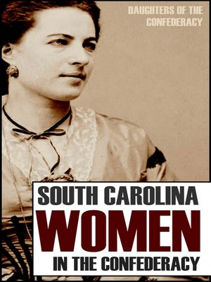 cover image of South Carolina Women in the Confederacy