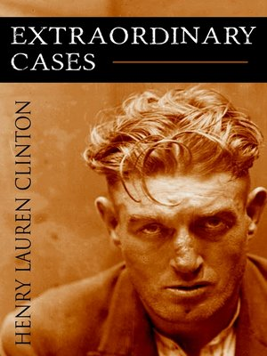 cover image of Extraordinary Cases