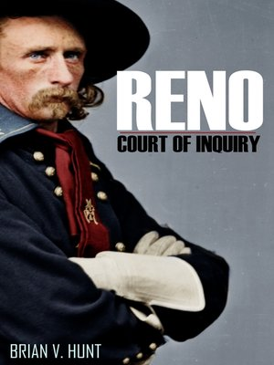 cover image of Reno Court of Inquiry