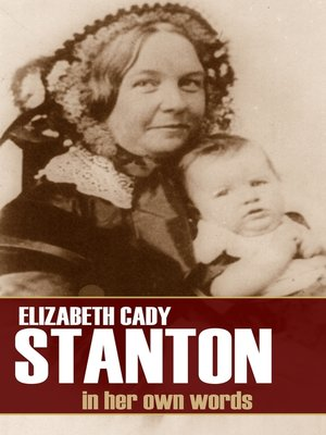 cover image of Elizabeth Cady Stanton