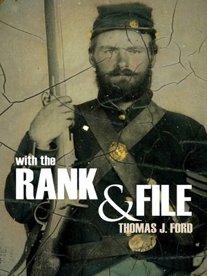 cover image of With the Rank and File
